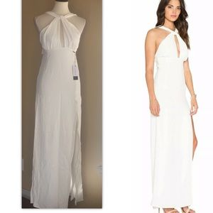 Stone Cold Fox Women's White Palm Gown Dress